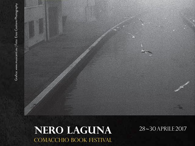 Comacchio Book Festival: la laguna si tinge di noir!