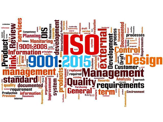 Certificati! Le Pagine ottiene un ottimo punteggio con la ISO9001:2015