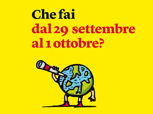 Il nostro settore educativo per Internazionale a Ferrara