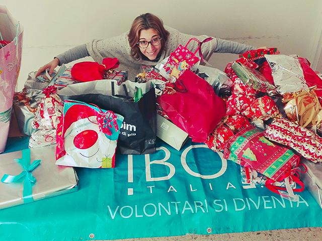 Le Pagine con IBO Italia per un aiuto ai bimbi di Panciu in Romania