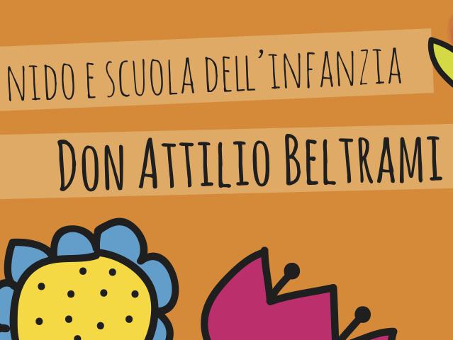 Iscrizioni aperte alla Scuola Don Attilio Beltrami, per campi estivi e anno educativo 2018/19!