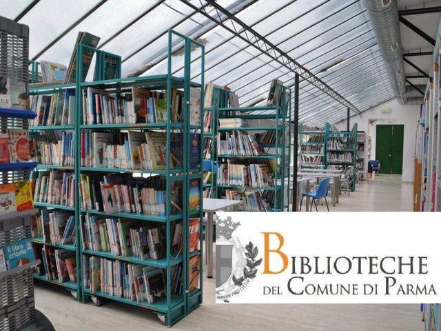 Un'importante riconferma: la gestione del Sistema Bibliotecario parmense per i prossimi 3 anni.