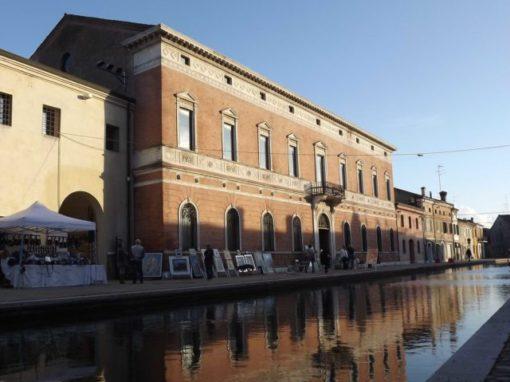 Attività promozionali della lettura ed educativo didattiche per la Biblioteca di Comacchio